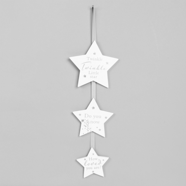 houten sterrenset twinkle twinkle little star
